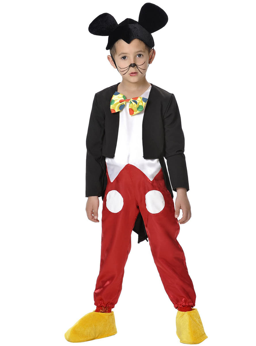 Disfraz de ratoncito para ni o funidelia - Disfraz elfo nino ...