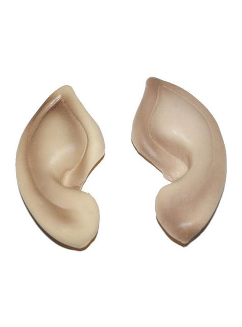 スポックスタートレックの耳