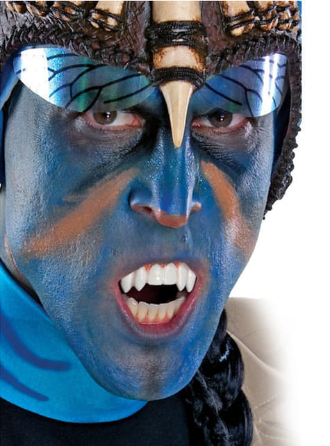 Jake Sully Avatar kulmahampaat