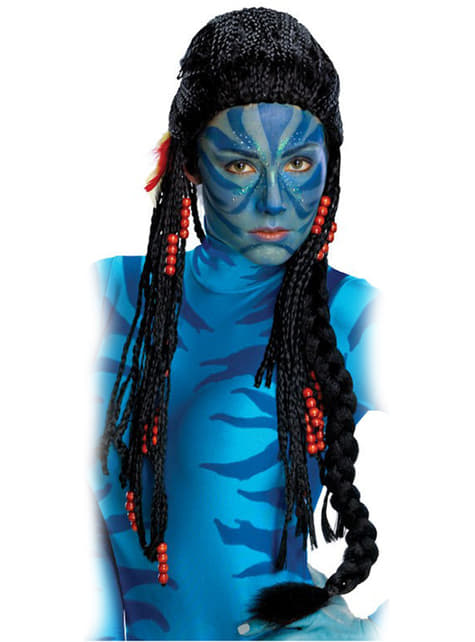Neytiri Avatar -peruukki