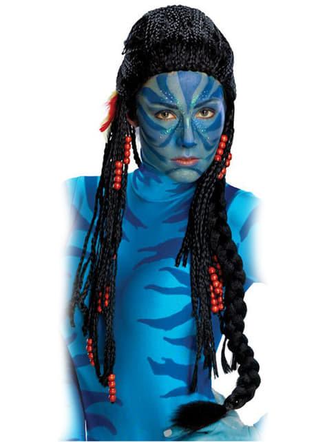 Neytiri paryk Avatar