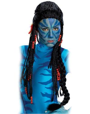 Perruque Neytiri Avatar