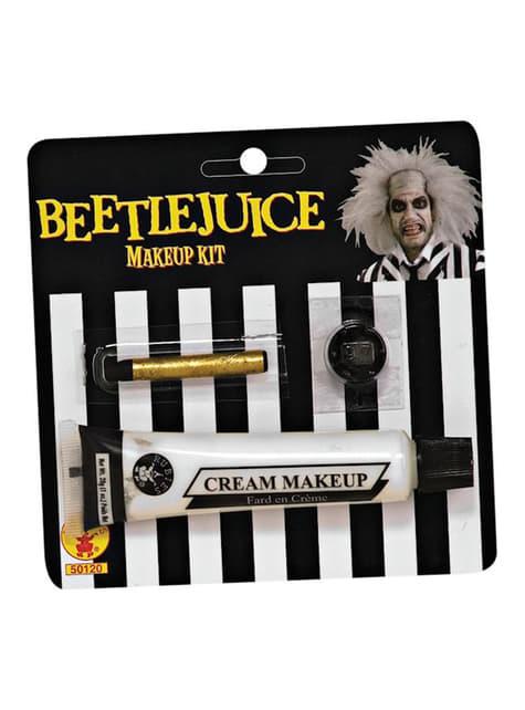Maquillaje Beetlejuice