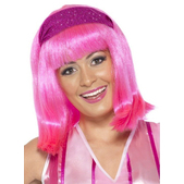 Peluca de Stephanie Lazy Town