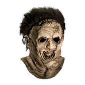 Máscara Leatherface Deluxe