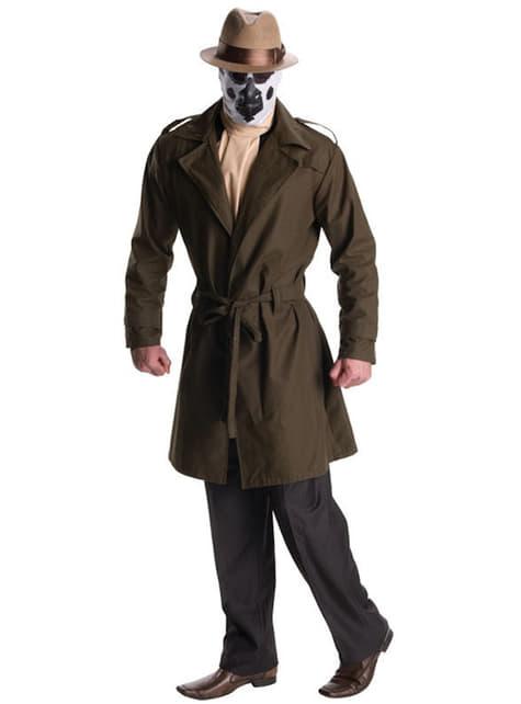 Rorschach Watchmen Взрослый Костюм