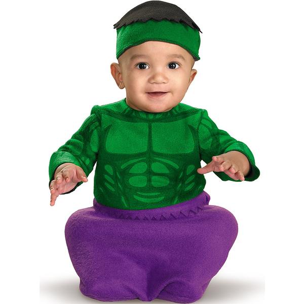 Disfraz De Hulk Beb