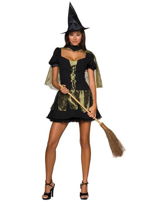 Sexy Heks The Wizard of Oz kostuum