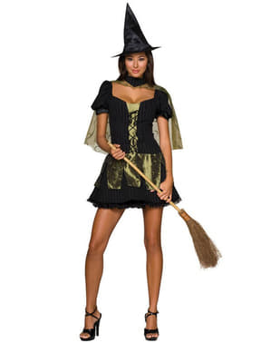 Wizard of Oz Sexy Witch Adult Costume