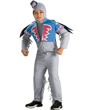 Wizard of Oz Flying Monkey Kids Costume