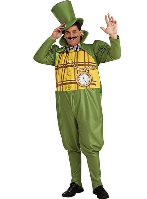 Čarodejník kostýmu pre primátora mesta Oz