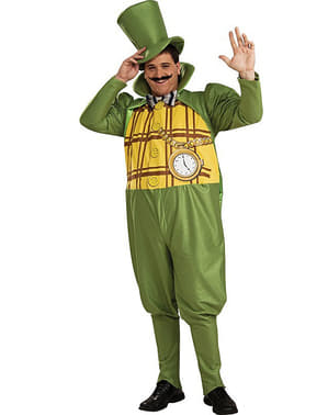 הקוסם מארץ עוץ ראש עיריית למבוגרים תלבושות