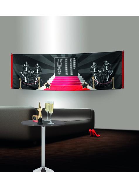 Bandera para fiesta VIP - Elegant Collection - comprar