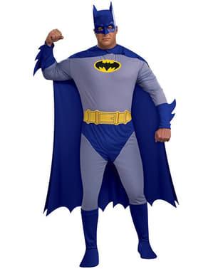 バットマンアダルトコスチューム - 勇者と大胆