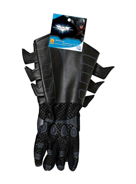 Luvas Batman TDK Rises