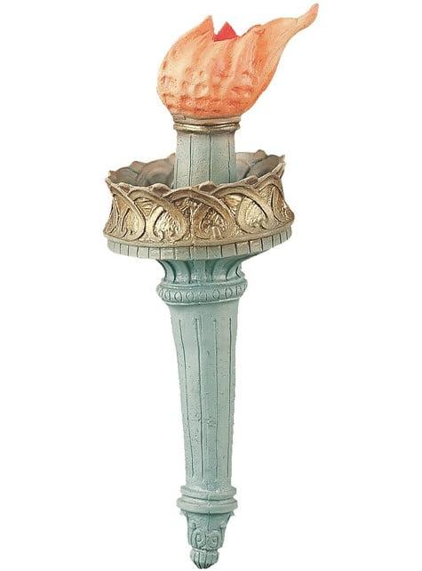 Факел на Статуята на свободата