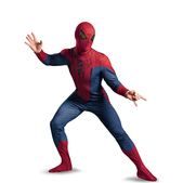 Disfraz de Amazing Spiderman Movie Deluxe