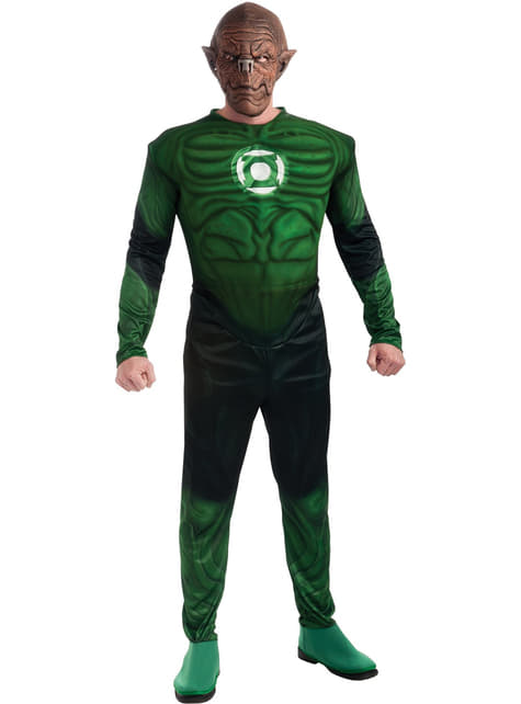 Fato de Kilowog Deluxe Lanterna Verde