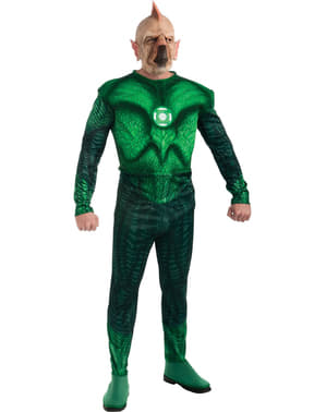 Costume Tomar-Re Deluxe Lanterna Verde