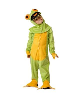 Costum de broscuță pentru copii