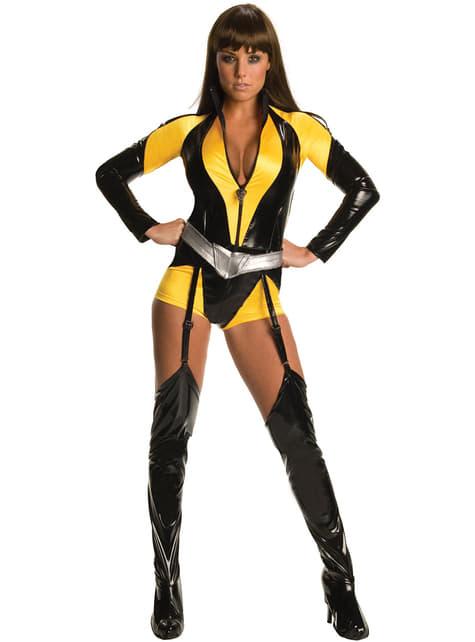Watchmen Silk Spectre kostyme voksen
