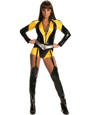 Watchmen משי ספקטר למבוגרים תלבושות
