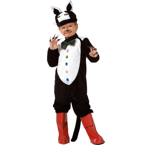 Disfraz De Gato Con Botas Para Niño Pictures