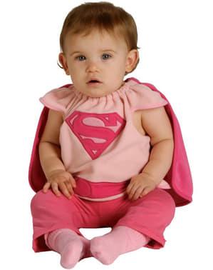 Strój Supergirl dla niemowląt