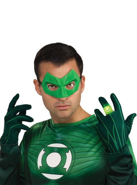 Anello Lanterna Verde