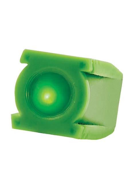 Зелен фенер пръстен за малко дете