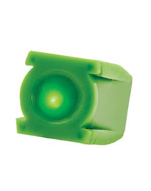 Πράσινο δαχτυλίδι φανάρι για το μικρό παιδί