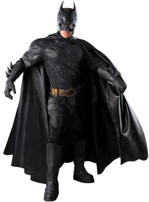 Fato de Batman TDK Grand Heritage