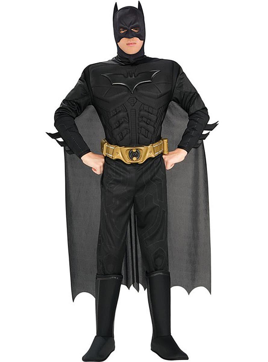 Disfraz de Batman Musculoso TDK Rises. Entrega 24h  b79bc6b8e24