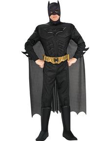 Disfraces de Batman© » Máscara y traje de Batman  b3ef10f3cd7a3