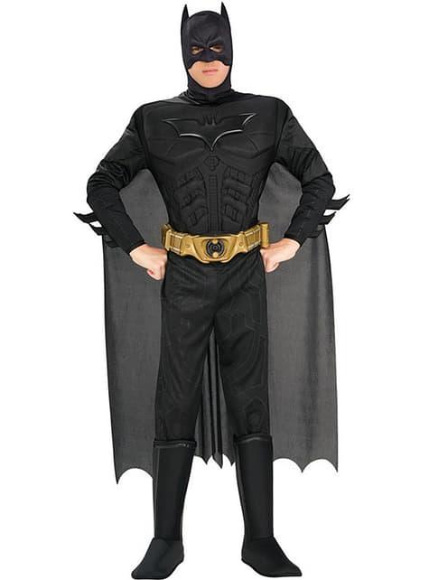 Batman The Dark Knight Ανυψώνει ενδυμασία ενηλίκων