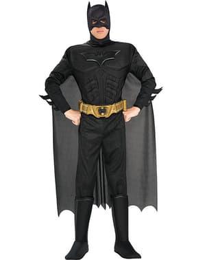 Batman Kostüm mit Muskeln TDK Rises