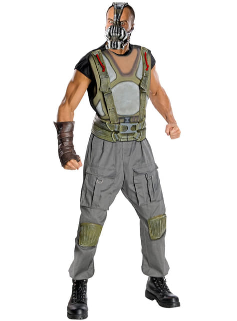 Deluxe Bane Batman The Dark Knight Rises Adult Costume