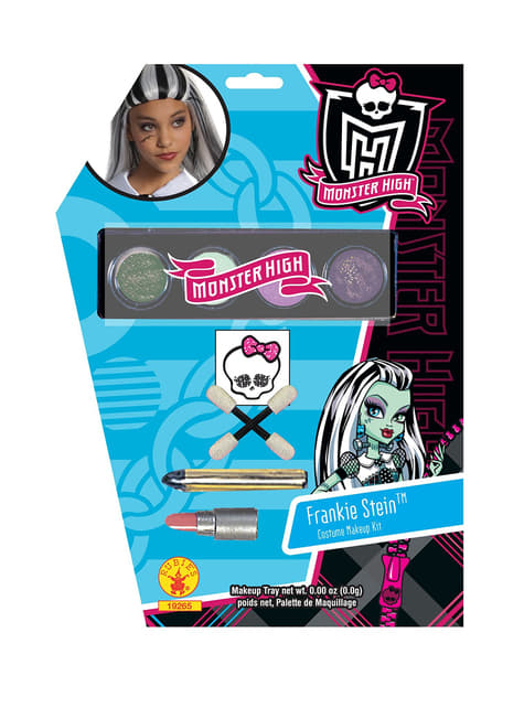 Maquillaje de Frankie Stein Monster High