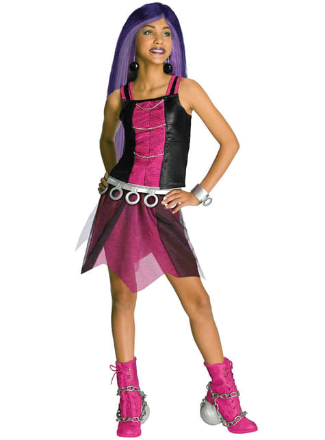Spectra Vondergeist Monster High barne kostyme