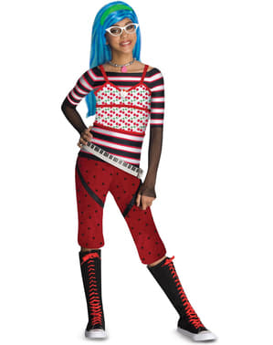 Ghoulia יללות מפלצת גבוהה תלבושות ילדים