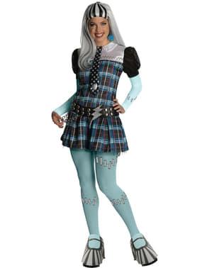 Frankie Stein Monster High kostuum voor volwassenen