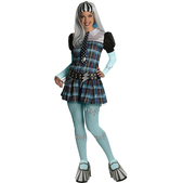 Disfraz de Frankie Stein Monster High Adulto