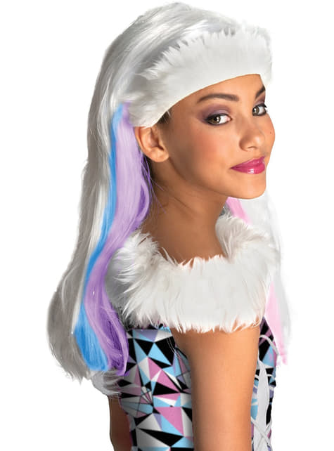 Abbey Bominable Monster High Wig
