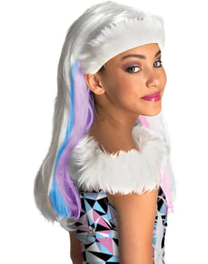 Monster High Abbey Bominable paryk