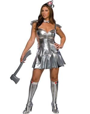 Costum Femeia de Tinichea