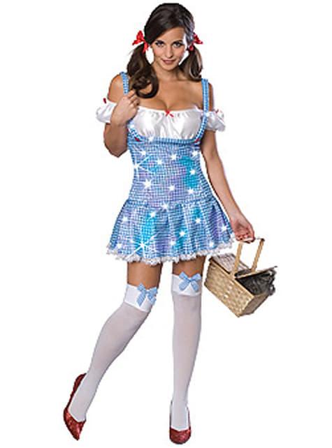 Disfraz de Sexy Dorothy - mujer