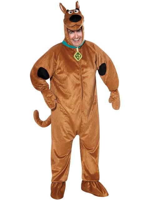 Scooby-Doo Kostyme Voksen