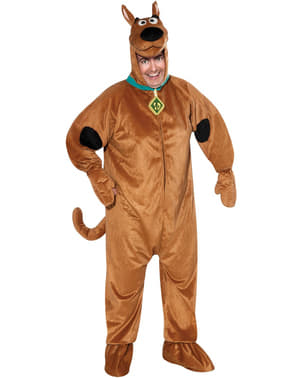 Scooby-Doo Adult Costume