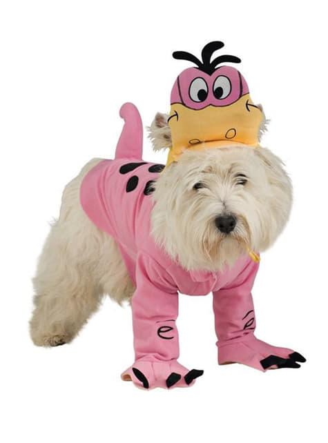 Dino The Flintstones Kostyme Hund