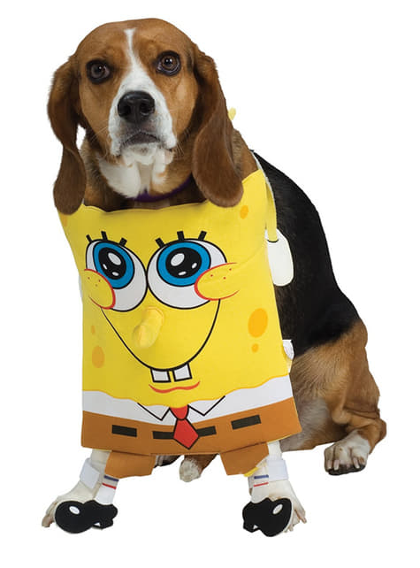 Spongebob Squarepants Dog Costume